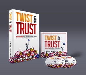 TWIST & TRUST CD COVER