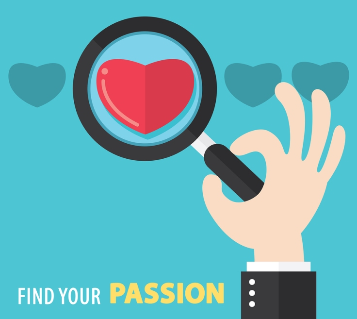 Are You Living Your Passion?